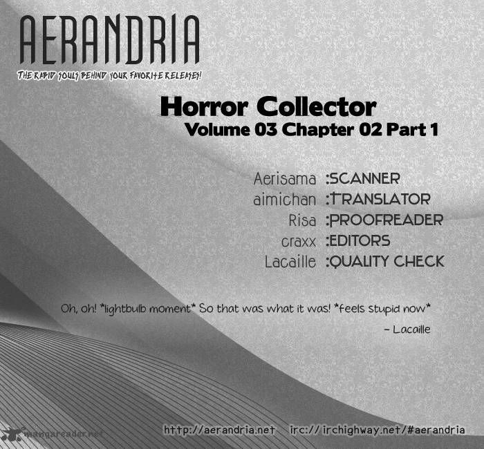 Horror Collector 8.2 Page 2