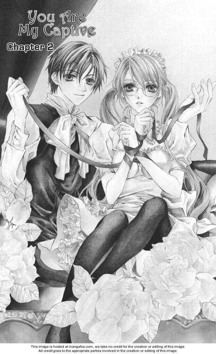 Kimi wa Boku no Toriko Nare 2 Page 3