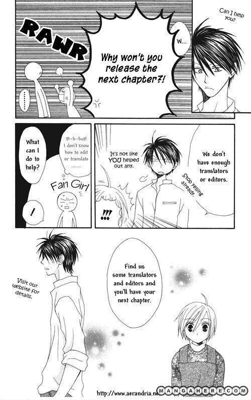 Kimi wa Boku no Toriko Nare 10 Page 1