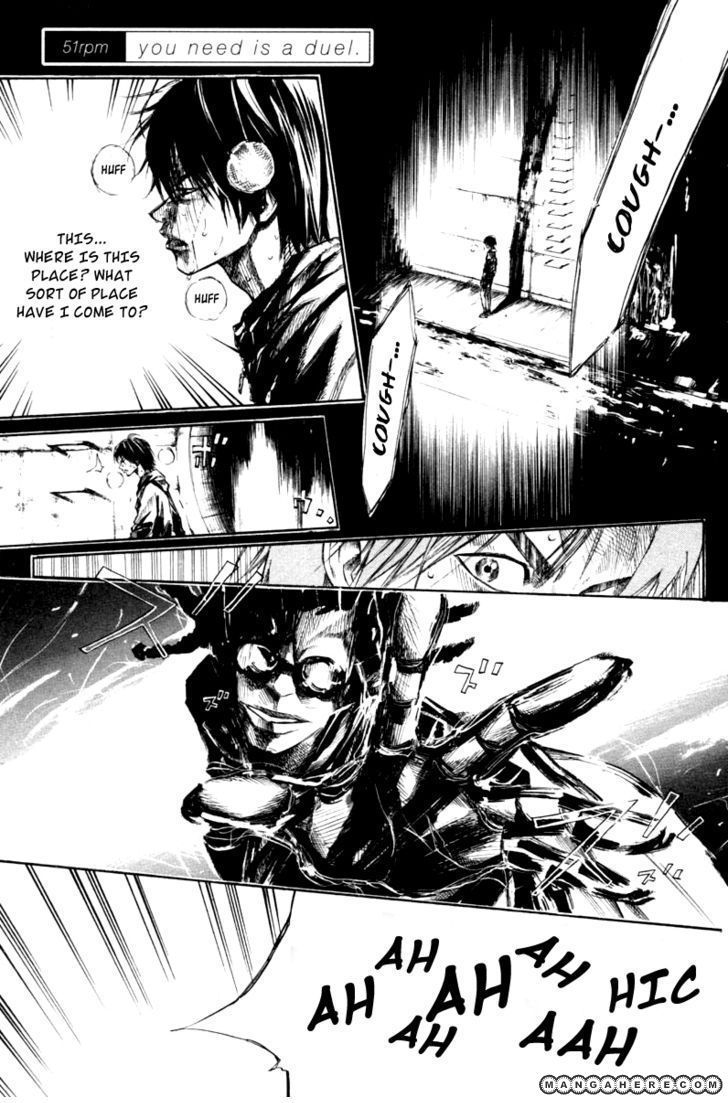 Over Drive 51 Page 2