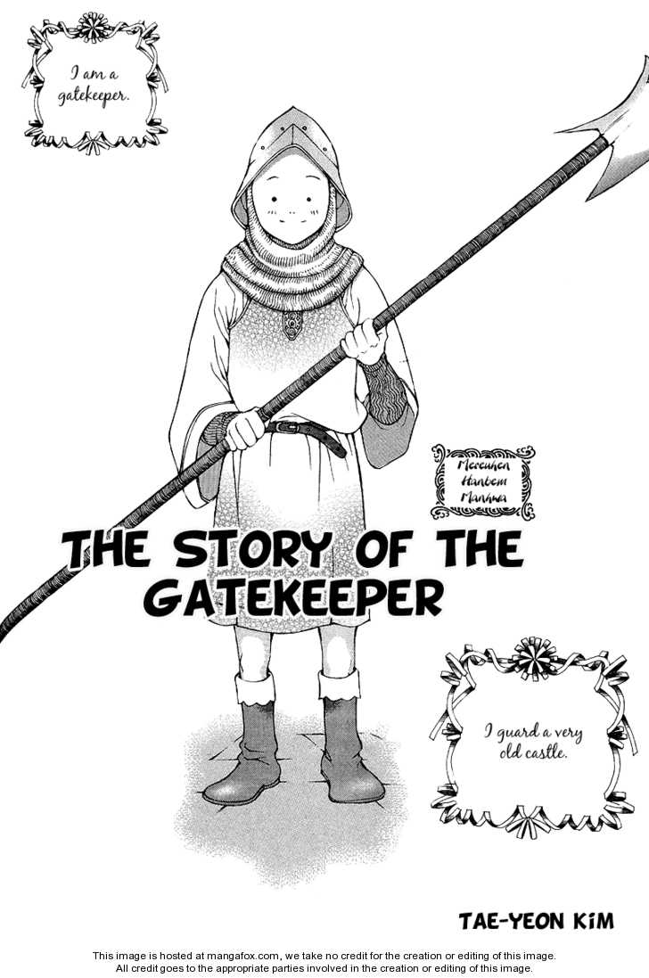 The Story of the Gatekeeper 1 Page 2
