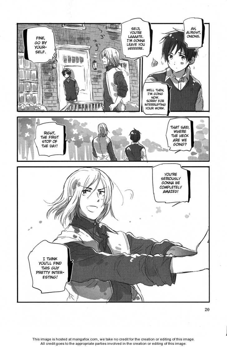 Chibi-san Date 2 Page 2