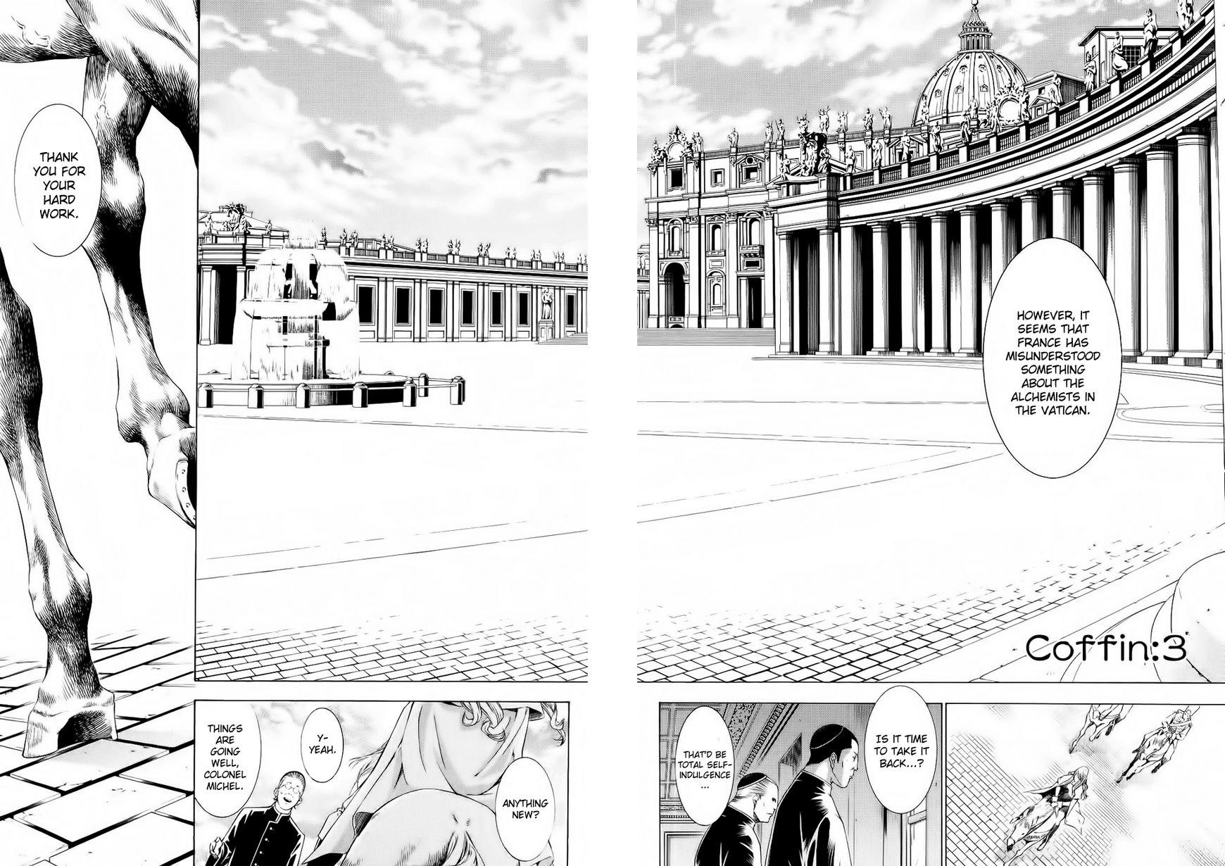 Godeath - Megami no Ketsumyaku 3 Page 2