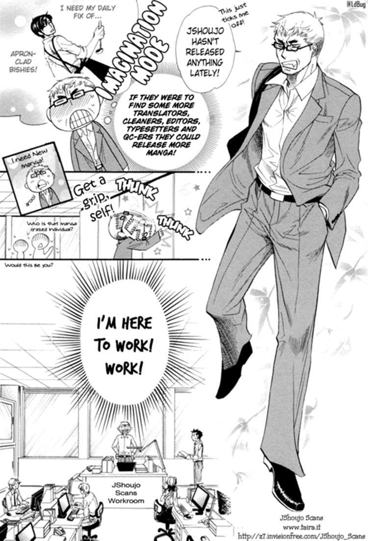 Watashi ga Itemo Inakutemo 10 Page 1