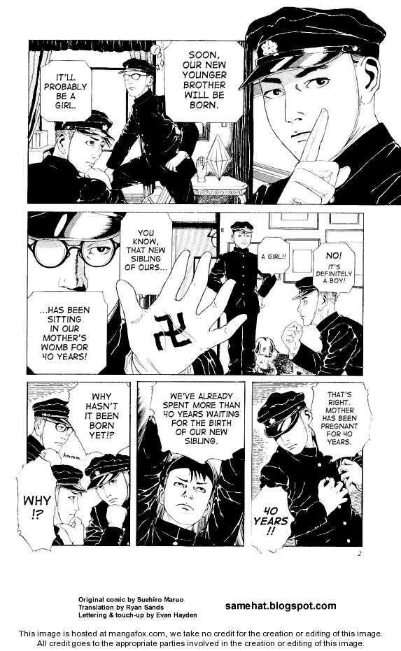 Farewell Showa 1 Page 2