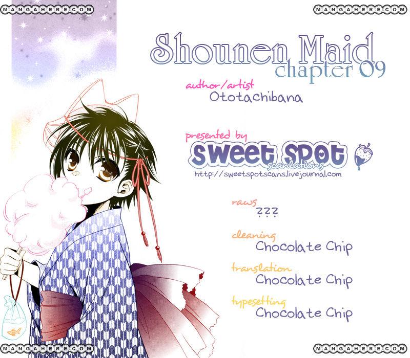 Shounen Maid 9 Page 1