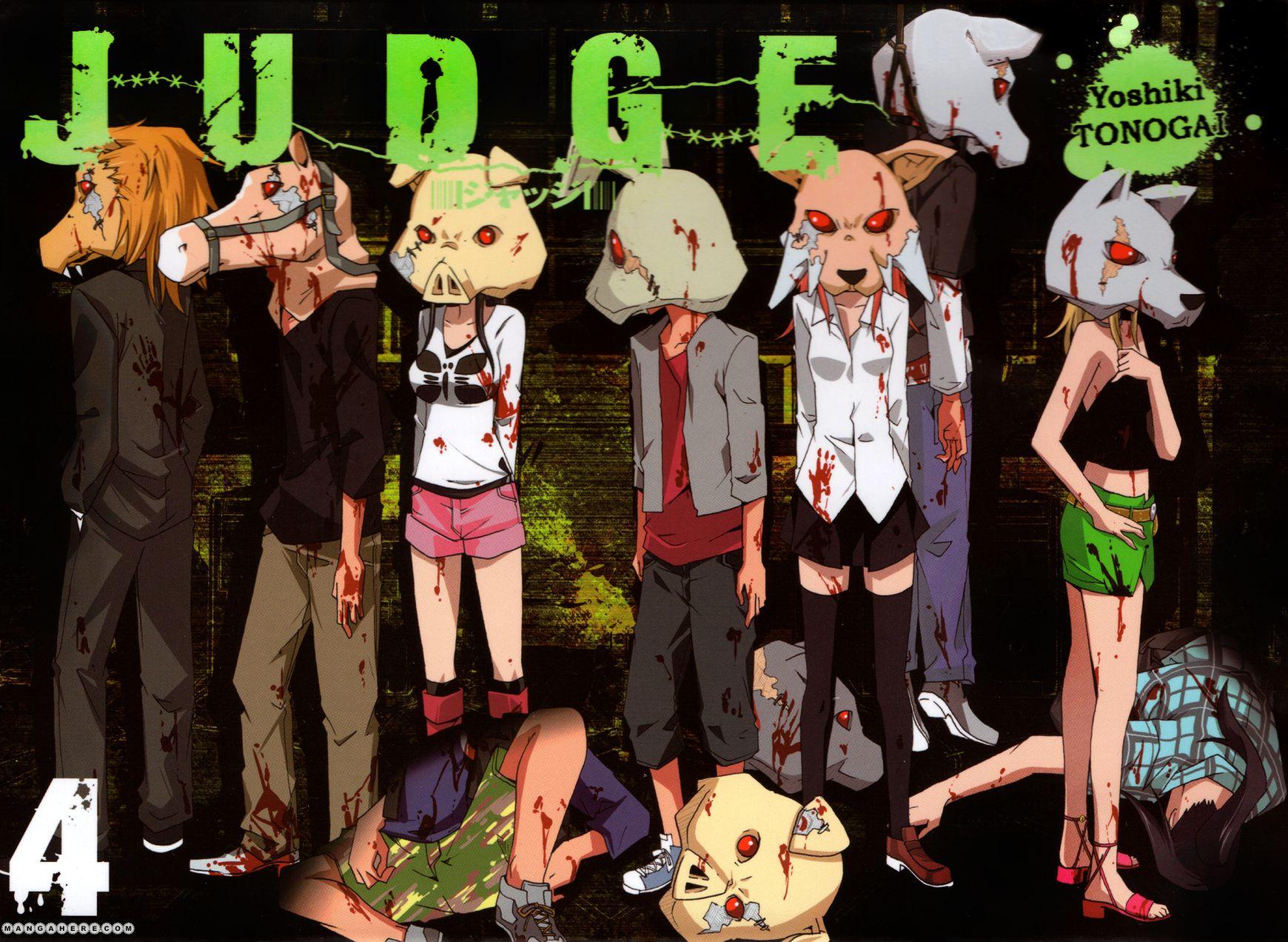 Judge 16 Page 1