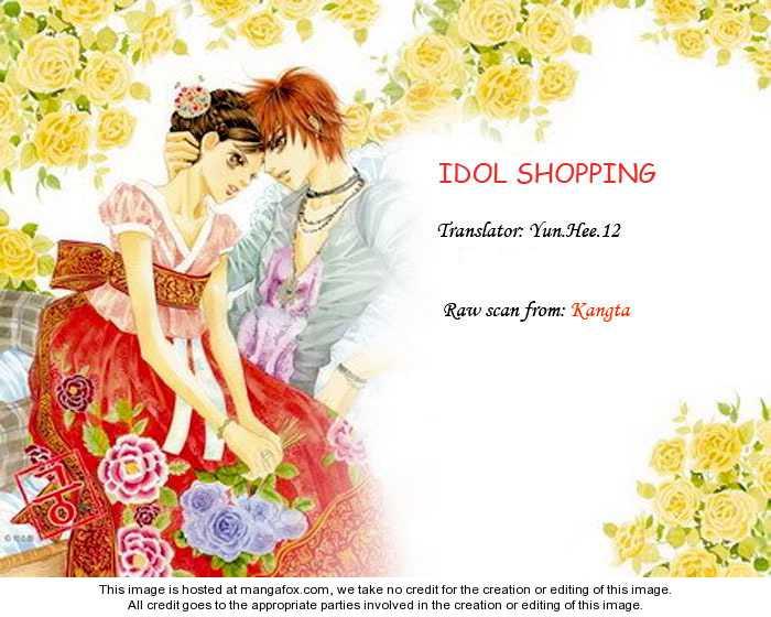 Idol Shopping 4 Page 1