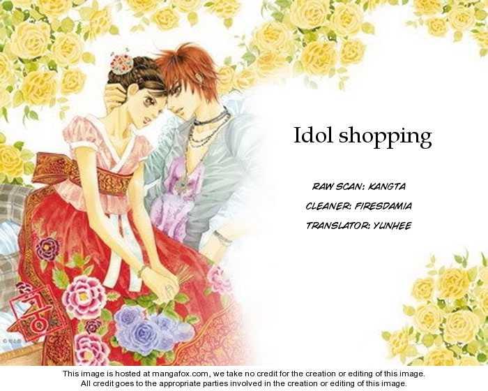 Idol Shopping 6 Page 1