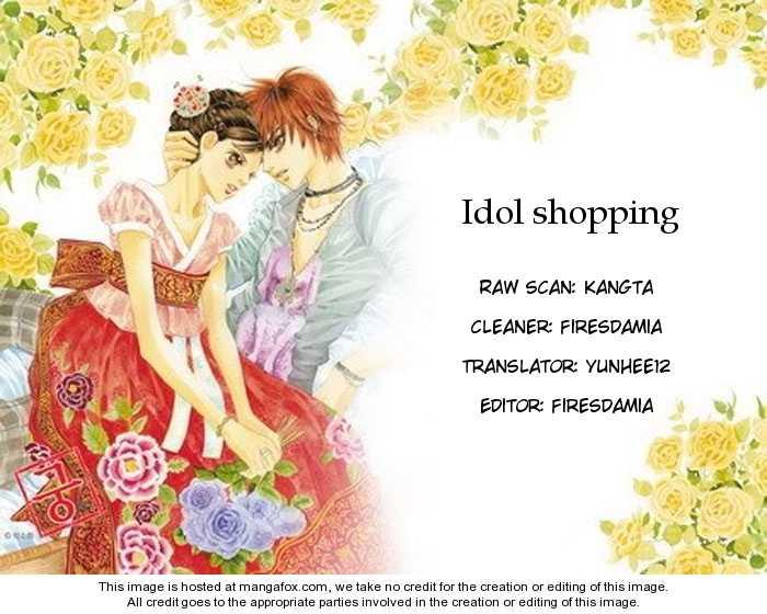 Idol Shopping 8 Page 1