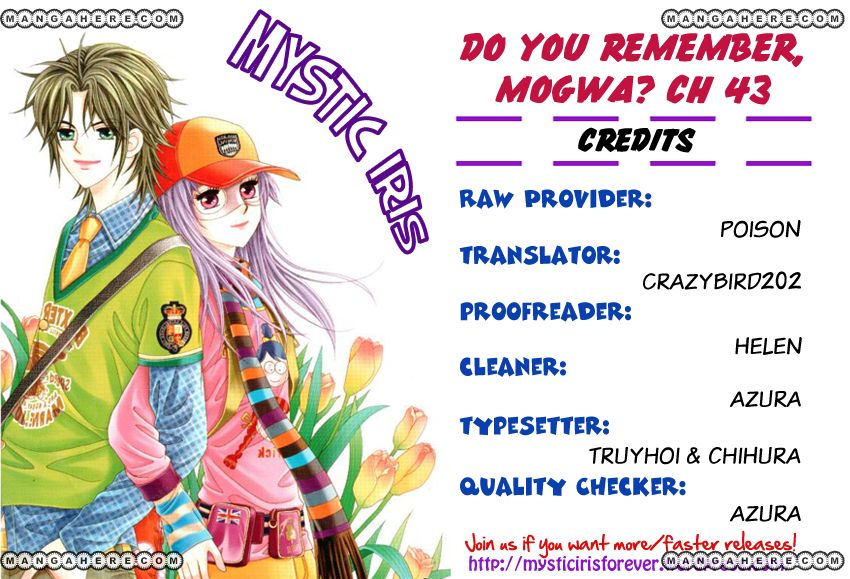 Do You Remember, Mogwa? 43 Page 2