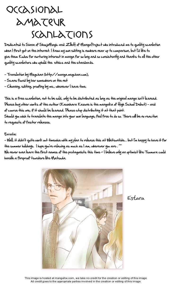 Shiawase no Kanzume 4 Page 1