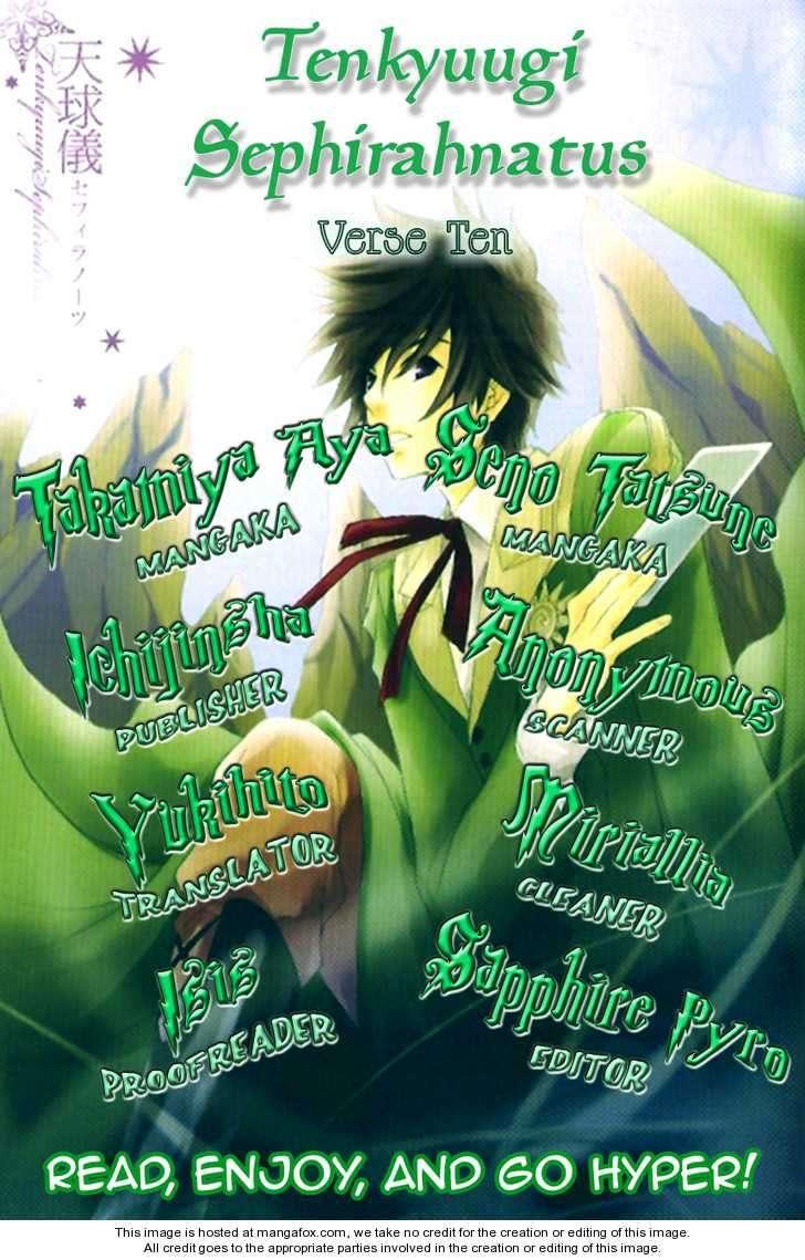 Tenkyuugi - Sephirahnatus 10 Page 1
