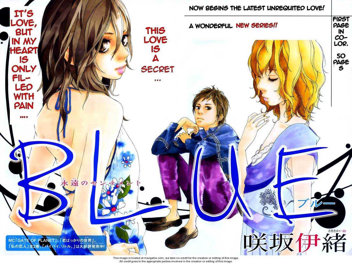 Blue (SAKISAKA Io) 1 Page 2
