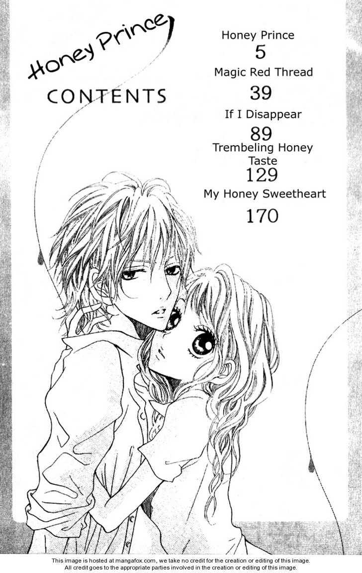 Otokonoko wa Hachimitsu 1 Page 4