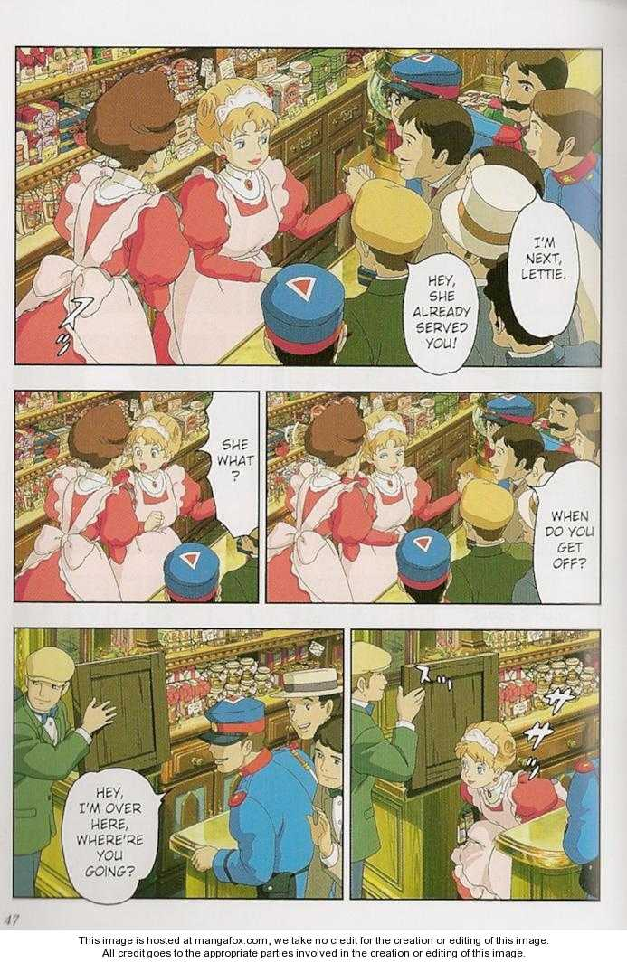 Howl's Moving Castle 1.3 Page 2