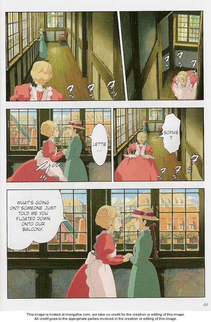 Howl's Moving Castle 1.3 Page 3
