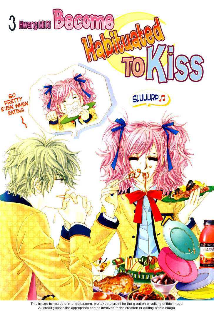 Become Habituated to Kiss 9 Page 2