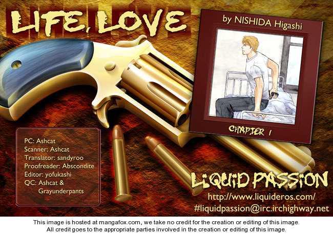 Life, Love 1 Page 2