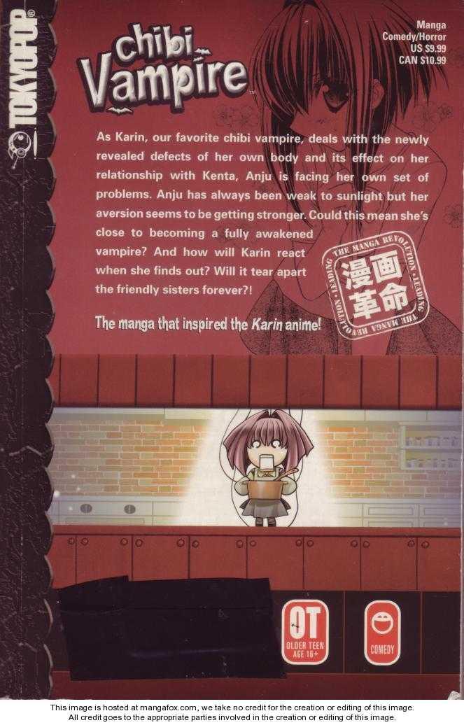 Chibi Vampire 43 Page 1