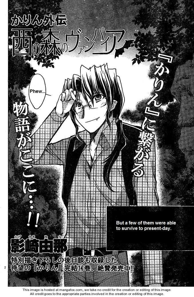 Chibi Vampire 58.3 Page 3