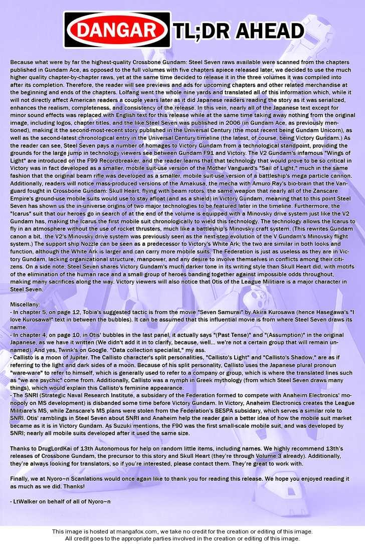 Kidou Senshi Crossbone Gundam Koutetsu no Shichinin 1 Page 2