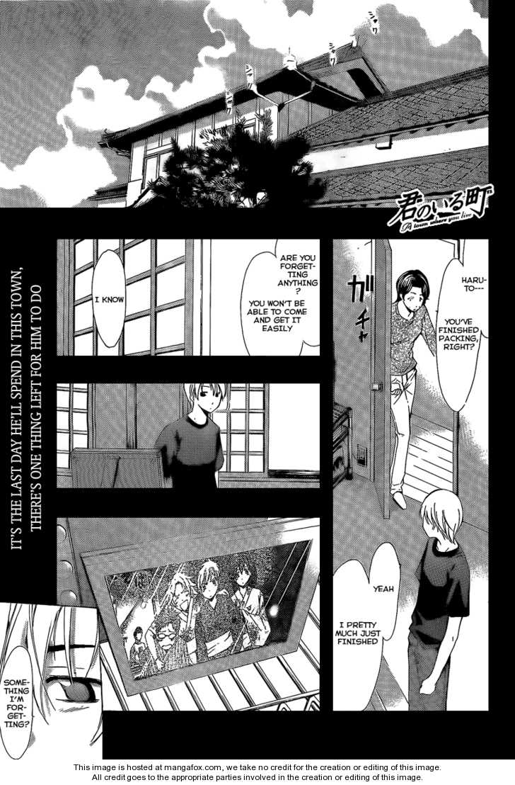 Kimi no Iru Machi 78 Page 1