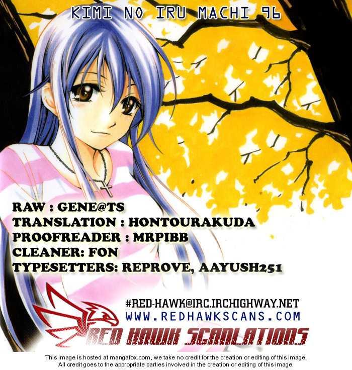 Kimi no Iru Machi 96 Page 1
