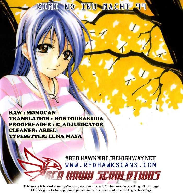 Kimi no Iru Machi 99 Page 1