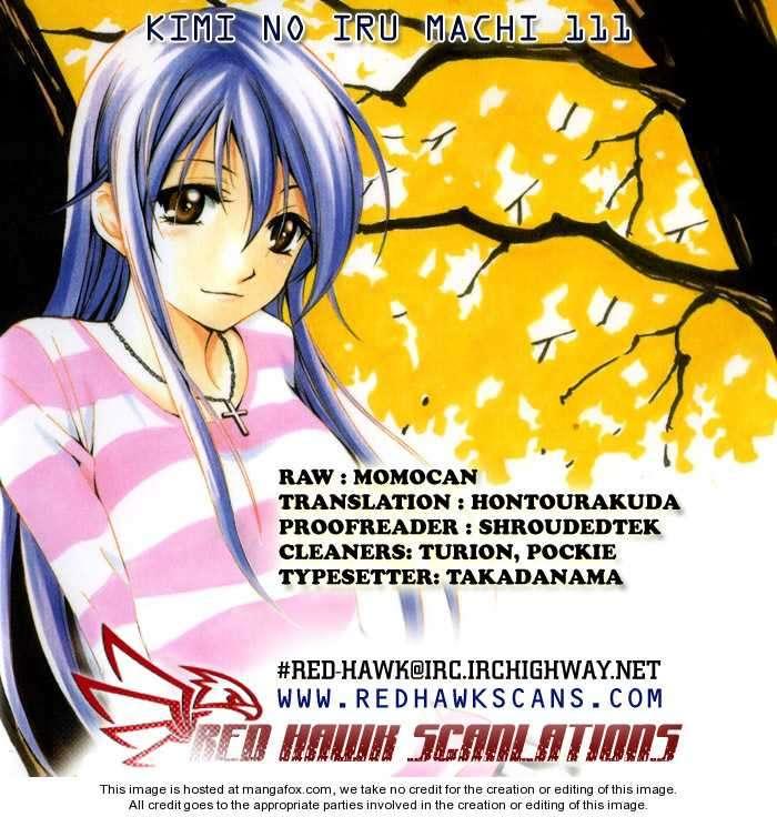 Kimi no Iru Machi 111 Page 1
