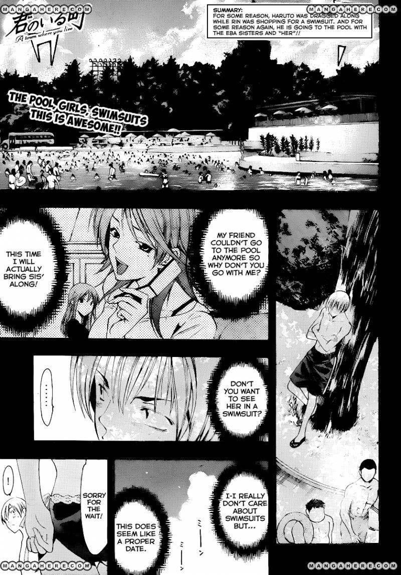 Kimi no Iru Machi 150 Page 2
