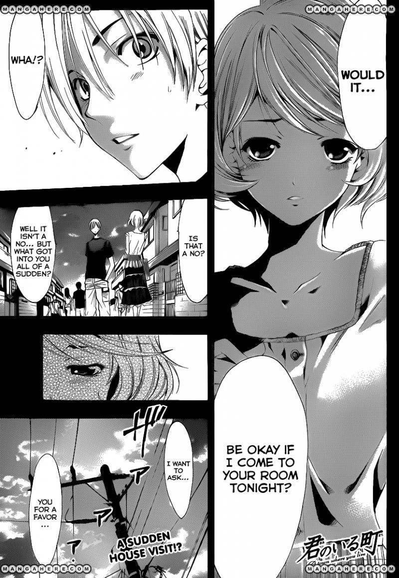 Kimi no Iru Machi 151 Page 2
