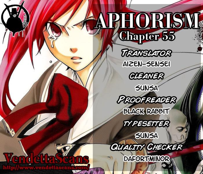 Aphorism 55 Page 1