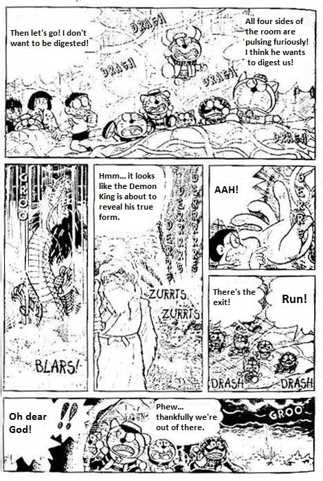 The Doraemon's Special 6 Page 1
