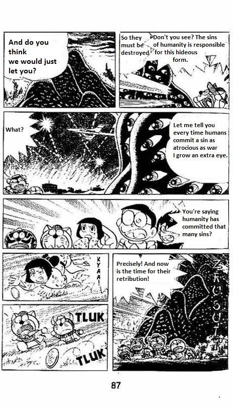 The Doraemon's Special 6 Page 3