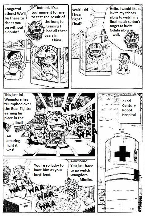 The Doraemon's Special 7 Page 1