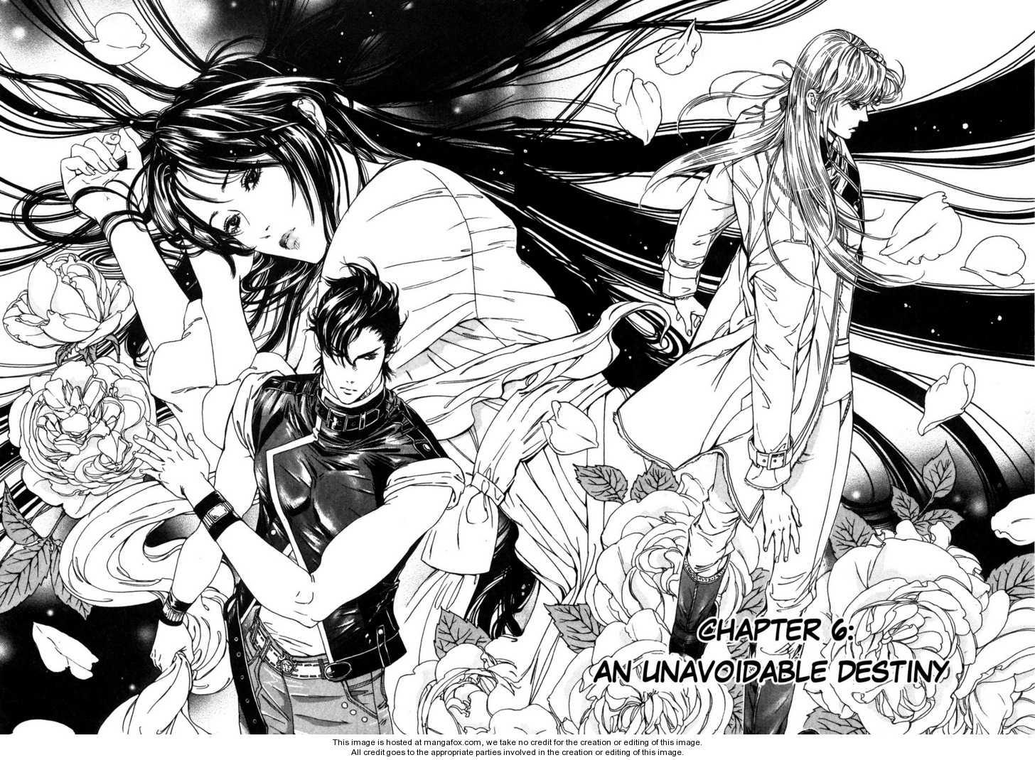 Hokuto no Ken: Yuria Gaiden Jibo no Hoshi 6 Page 3