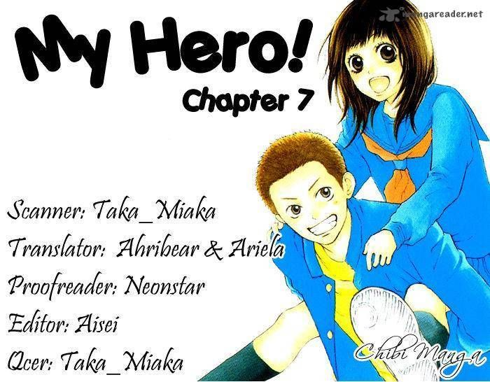 My Hero! 7 Page 1