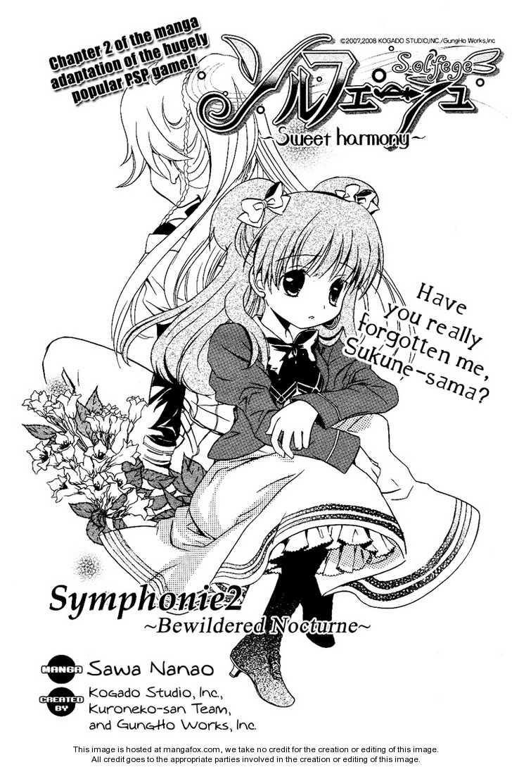 Solfege - Sweet Harmony 2 Page 3