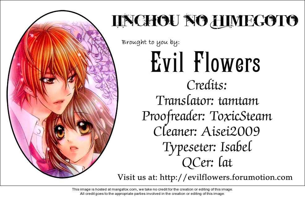 Iinchou no Himegoto 7 Page 2