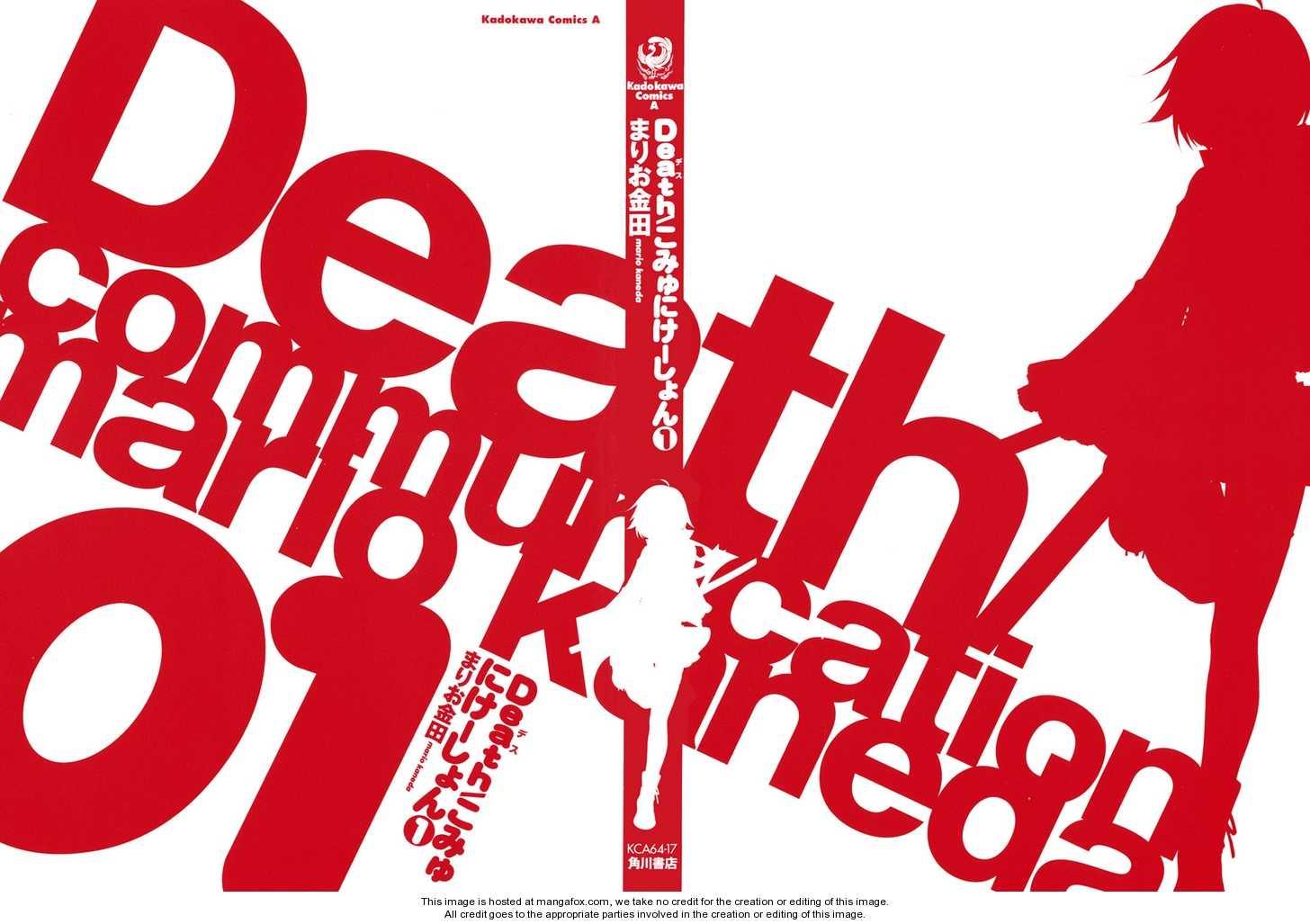 Death/Communication 1 Page 2