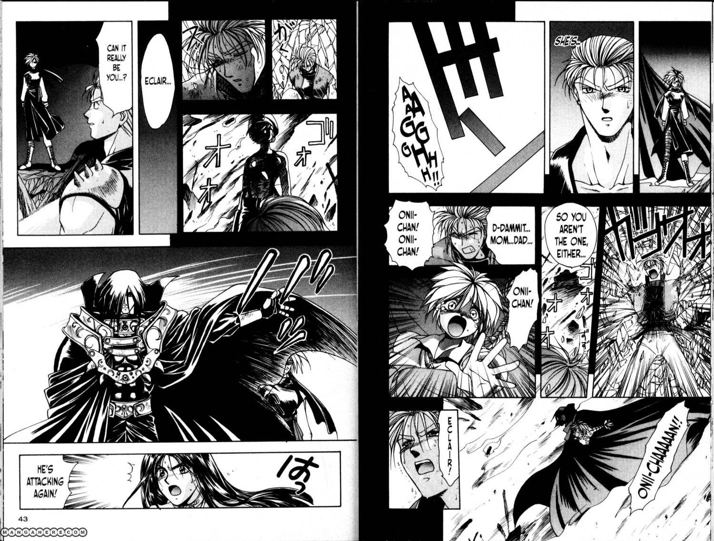 Bakuretsu Hunters 20 Page 3