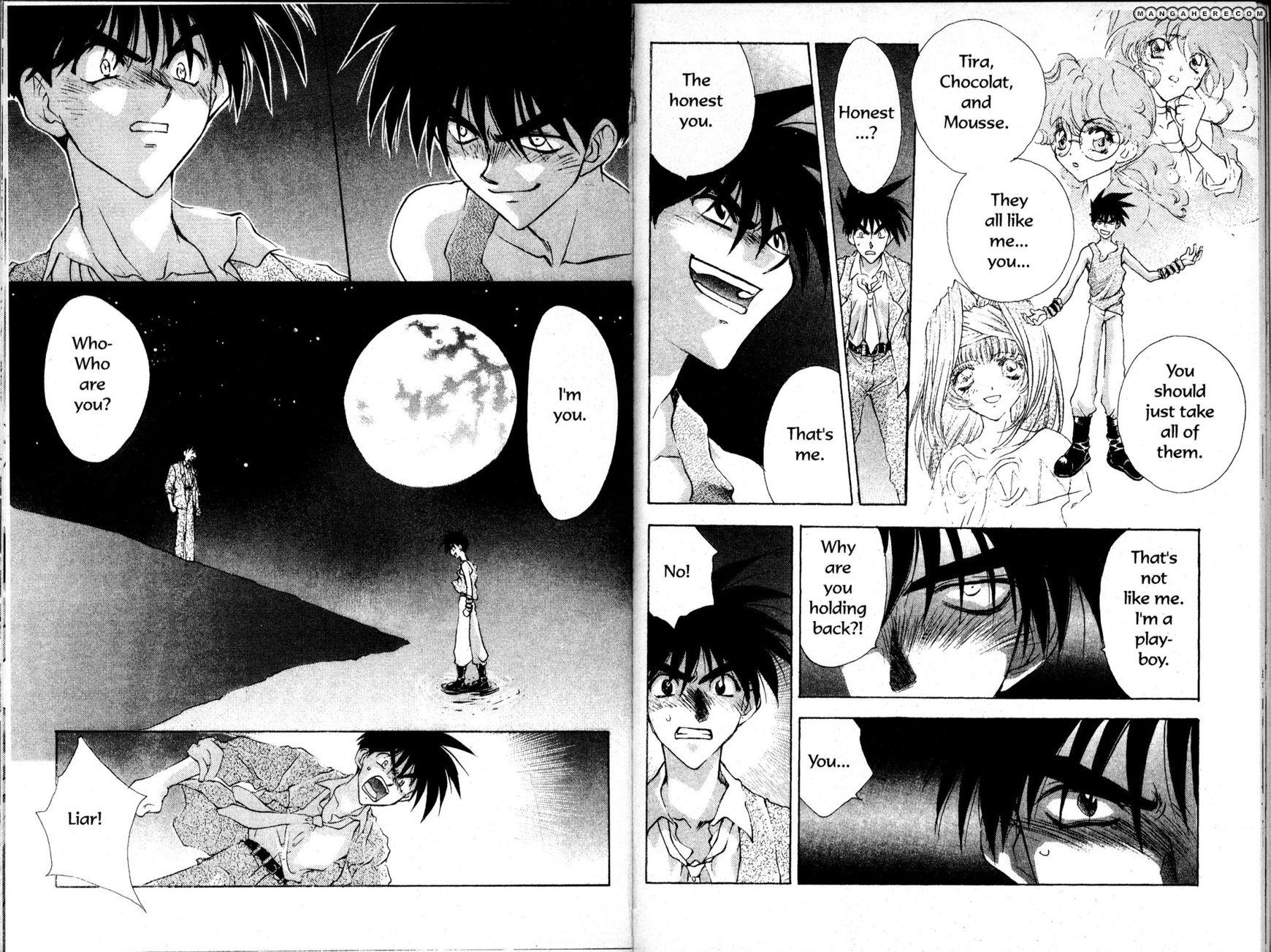 Bakuretsu Hunters 60 Page 2