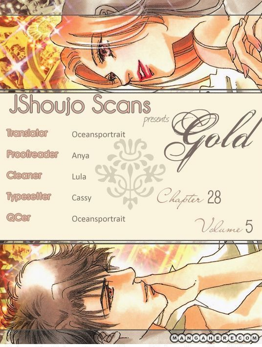 Gold (FUJITA Kazuko) 28 Page 1