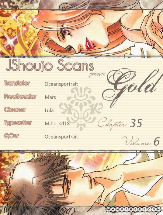 Gold (FUJITA Kazuko) 35 Page 1