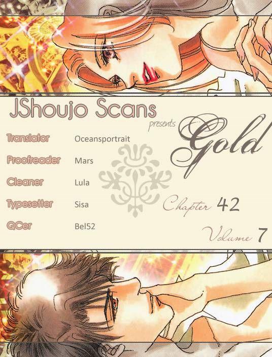 Gold (FUJITA Kazuko) 42 Page 1