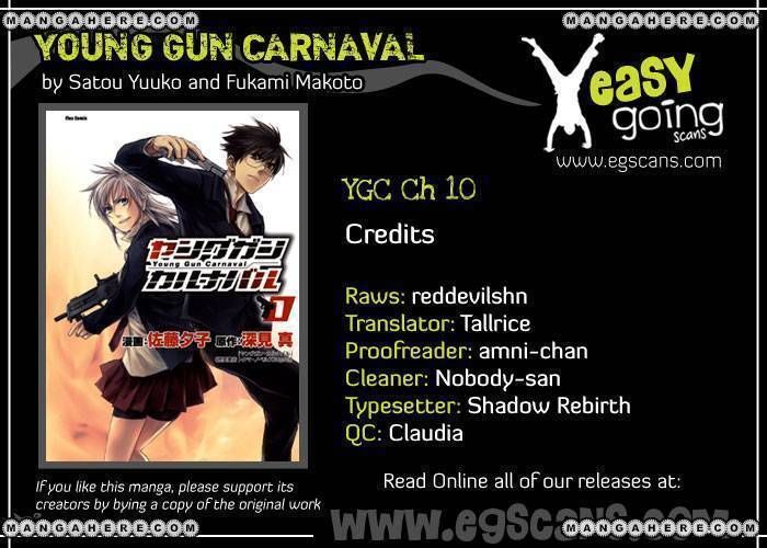 Young Gun Carnaval 10 Page 2