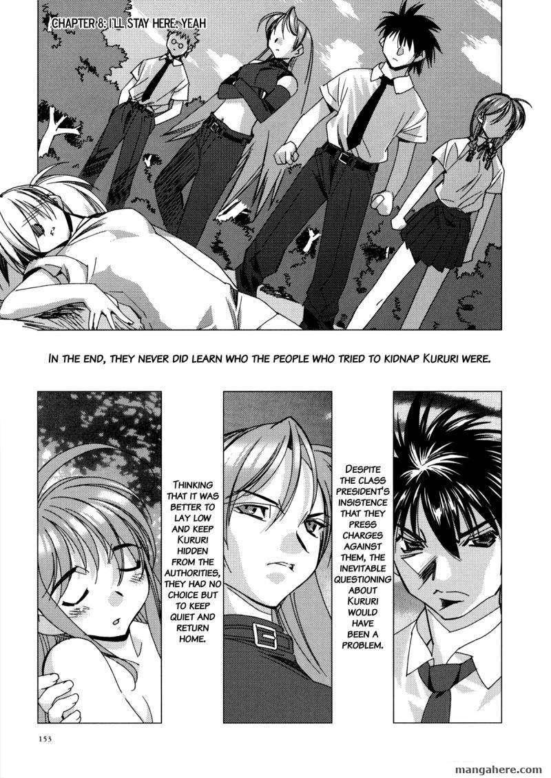 Kururikuru! 8 Page 1