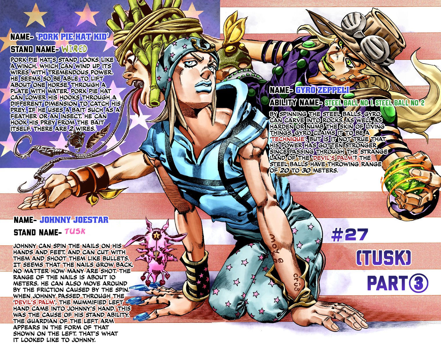 Steel Ball Run 27 Page 2
