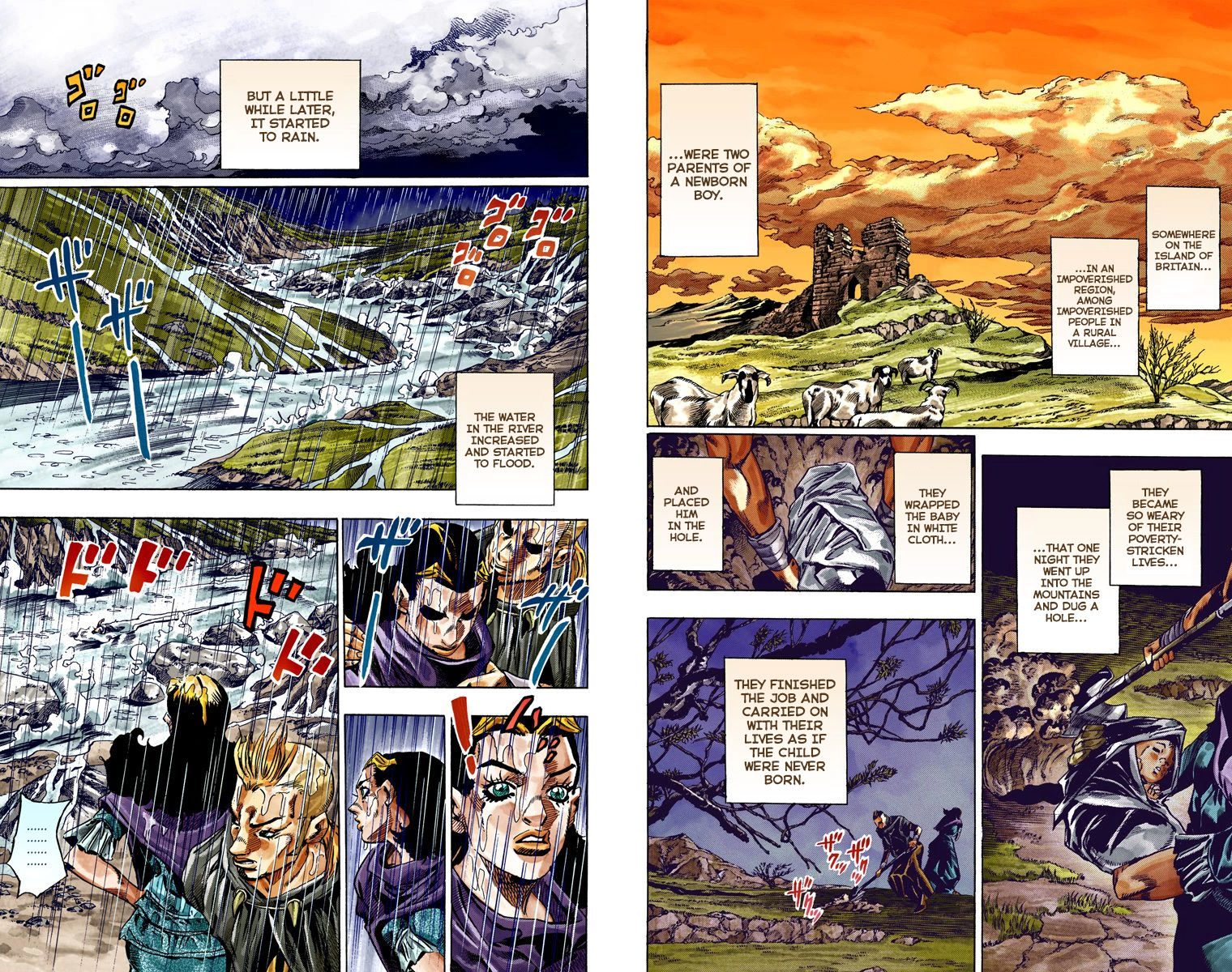 Steel Ball Run 30 Page 2